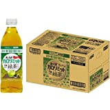 ダイドードリンコ 大人のカロリミット 玉露仕立て緑茶プラス [機能性表示食品] 500ml ×24本