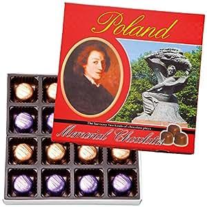 ポーランド 土産 ポーランド メモリアルチョコレート 1箱 (海外旅行 ポーランド お土産)