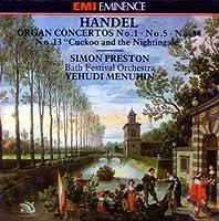 Organ Concerti 1,5 & ,14