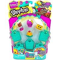 Shopkins Season 3 (5 Pack) Set 6 by Moose Toys [並行輸入品]