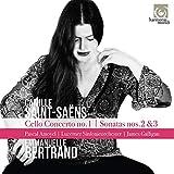 Saint-Saens: Cello Concerto No.1 - Sonatas Nos. 2 & 3