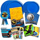 How to Train Your Dragon Party Supplies Set -- Birthday Party Favors, Plates, Cups, Napkins, Table Cover, Invitations and More