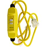 UR240RCD ULTRACHARGE Lead with RCD Safety Switch 2M 10A Plug 15A Cord Inline 10A 230-240V 50Hz Ac 10A 230-240V 50Hz Ac, 3 Cor