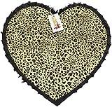ブラックカラー& Leopard Print Heart Pinata