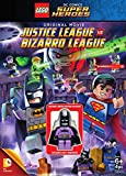 LEGO: DC COMICS SUPER HEROES: JUSTICE (W/FIGURINE)