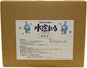 無機系凝集剤 水澄まいる 標準型 6kg(1kg×6袋)