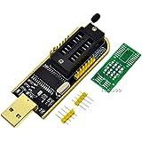 Rasbee CH341A プログラミング器 BIOS FLASH 24 25 コピー器 USB メインボード ルート 並行輸入品 国内在库