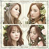 7thミニアルバム - In Love(韓国盤)