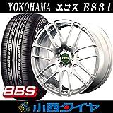 【16インチ】 ヨコハマ エコス ES31 205/55R16 BBS RE-L2 DSK サマータイヤホイール 4本セット ECOS 【国産車】