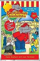 Benjamin Bluemchen 137. Ein Toeroeoeoe fuer alle Faelle - Geburtstagsfolge. Cassette