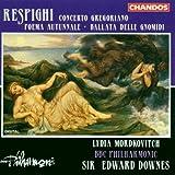Respighi: Concerto Gregoriano; Poema Autunnale; Ballata delle Gnomidi (1994-01-04)