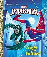 Night of the Vulture! (Marvel: Spider-Man) (Little Golden Book)