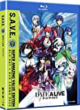 Date a Live: Season One - S.A.V.E. [Blu-ray]