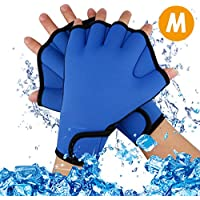 A-SZCXTOP 手袋 水泳推進力を生む 練習 パドリング スノーケル スノーケリング 水かき手袋 ダイビンググローブ 手を保護  uvカット 日焼け防止 マリンスポーツ 軽量 ソフト