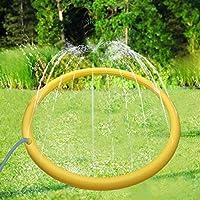 インフレータブルプールおもちゃ、[ラウンドチューブ]水スプレーリング68