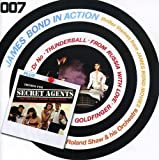 James Bond in Action Themes for Secret Agents