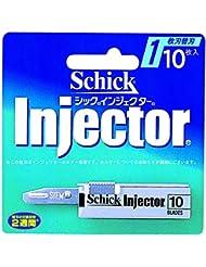 シック インジェクター替刃(10枚入り)