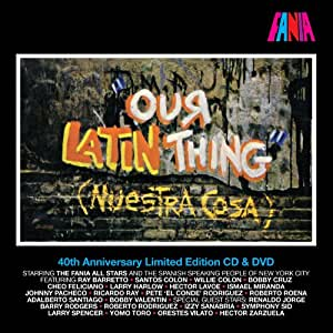 Our Latin Thing (40th Annv)
