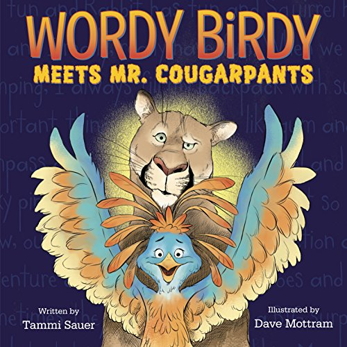 Wordy Birdy Meets Mr. Cougarpa...