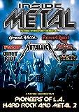 Inside Metal: Pioneers of L.A. Hard Rock & Metal 2 [DVD] [Import]