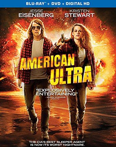 American Ultra [Blu-ray] [Import]