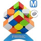 FAVNIC Magnetic puzzle【磁石搭載】立体パズル 競技専用 ポップ防止 (Magnetic Cube)