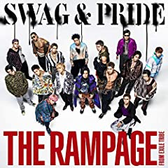 THE RAMPAGE from EXILE TRIBE「SWAG & PRIDE」のジャケット画像