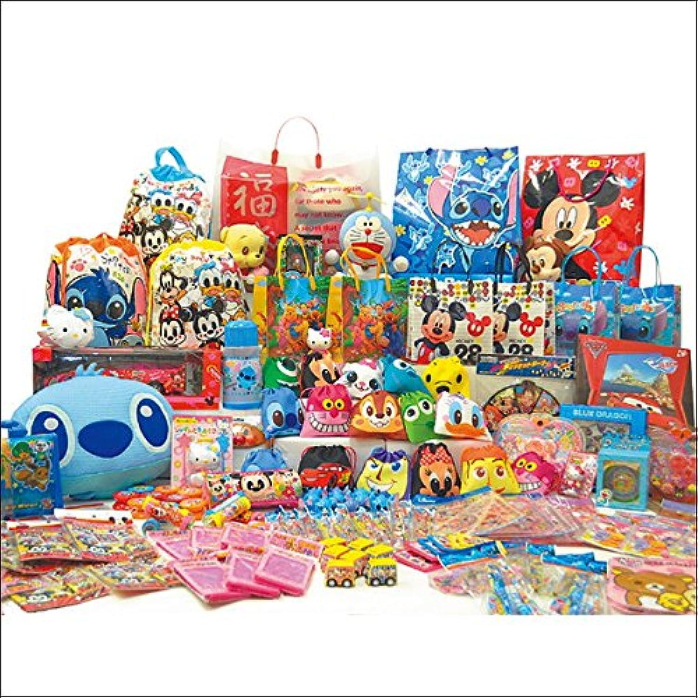 ディズニーなど人気キャラクター福袋抽選会景品セット(60名様用)  5895