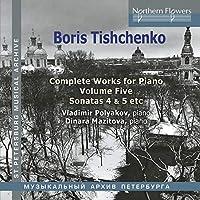 Complete Piano Works Vol.5: Polyakov Mazitova