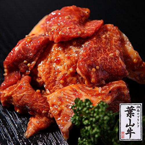 葉山牛味付けカルビ焼肉用 (100g)