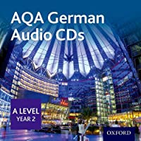 AQA A Level Year 2 German Audio CD Pack