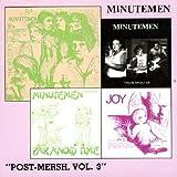 Post-Mersh, Vol. 3 [Explicit]