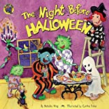 The Night Before Halloween (All Aboard Books (Pb))