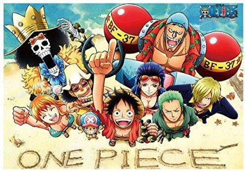 One Pieceジグソーパズル、Smile ( 1000ピース)コレクションOda Eichiro Haksan 1758趣味ホーム装飾DIY