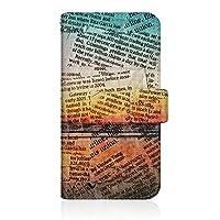 Abbey Rooms 手帳型 薄型 スマホケース Y!mobile Nexus 5 EM01L The Sunset サンセット シーン カリフォルニア 2776