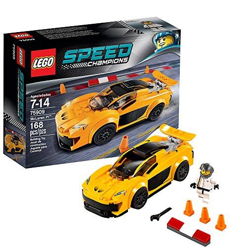 レゴ (LEGO) スピードチャンピオン McLaren P1™ 75909