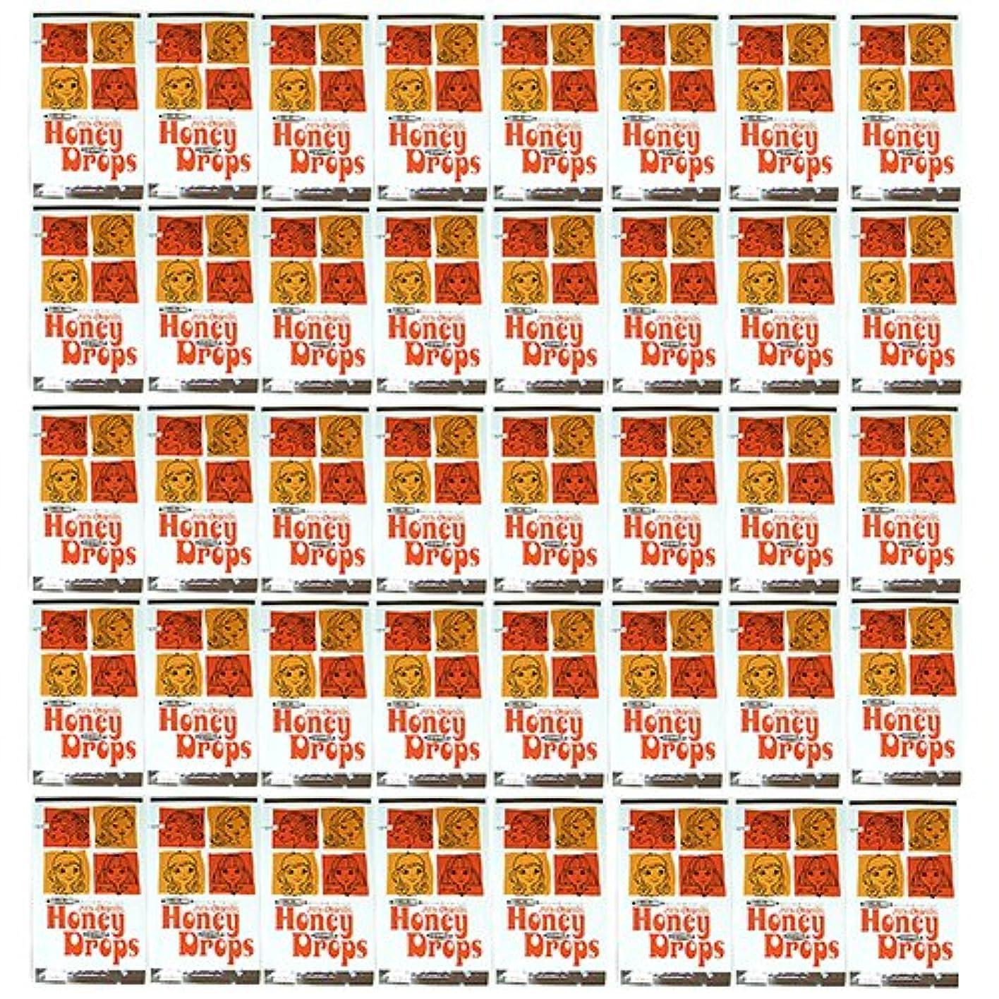 肉腫儀式豚肉ハニードロップス(Honey Drops) 20ml 使い捨て潤滑ローション D柄 × 40個入
