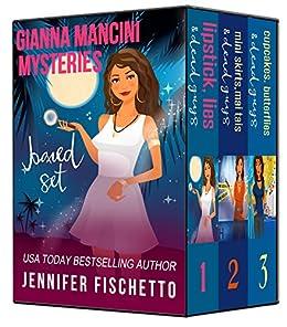 Gianna Mancini Mysteries Boxed Set (Books 1-3) by [Fischetto, Jennifer]