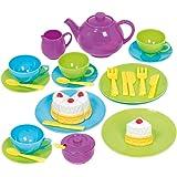 Casdon 665 Kids Tea Set,Yellow