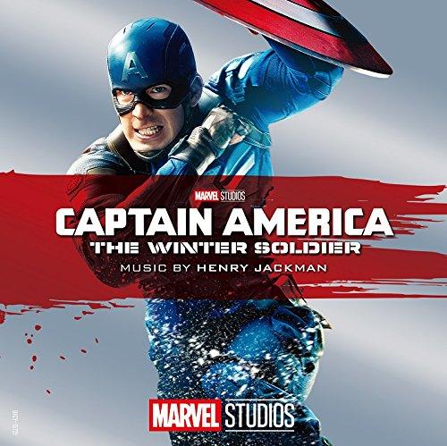 キャプテン・アメリカ/ウィンター・ソルジャー -オリジナル・サウンドトラック