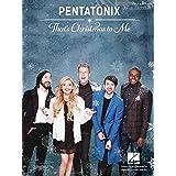 ペンタトニックス ピアノ&ボーカル That's Christmas to Me