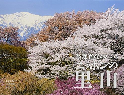 カレンダー2018 今森光彦が見つめるニッポンの里山 (ヤマケイカレンダー2018)