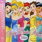Disney Princess Party Music Album