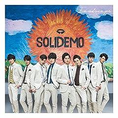 SOLIDEMO「Landscape」のジャケット画像
