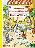 Mein grosses Wimmel- und Woerterbuch 10: Tuerkisch