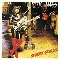 Street Songs by RICK JAMES (2012-10-23)