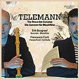 Telemann: The Recorder Sonatas