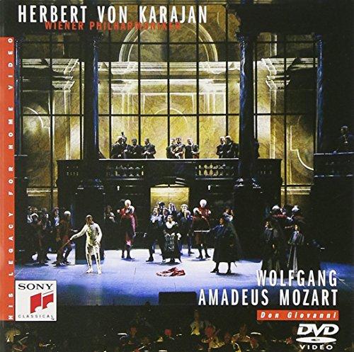 モーツァルト:ドン=ジョヴァンニ*歌劇 [DVD]