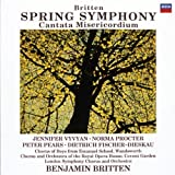ブリテン:春の交響曲