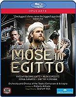 ロッシーニ:エジプトのモーゼ(ロッシーニフェスティヴァル2011)[Blu-ray]